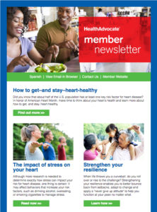 20180212HealthAdvocateNewsletter